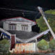 Freak hailstorm causes blackouts, damages homes in Chiang Rai | The Thaiger