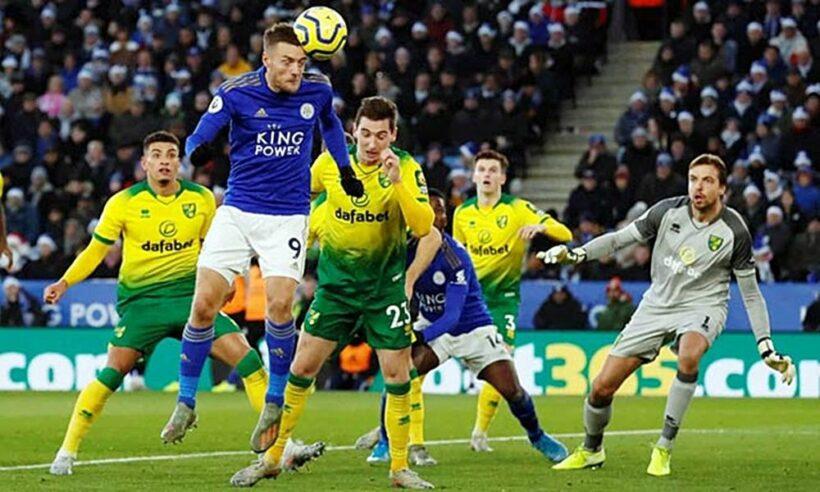 Highlight trận đấu Leicester vs Norwich: Kết quả gây sốc | News by Thaiger