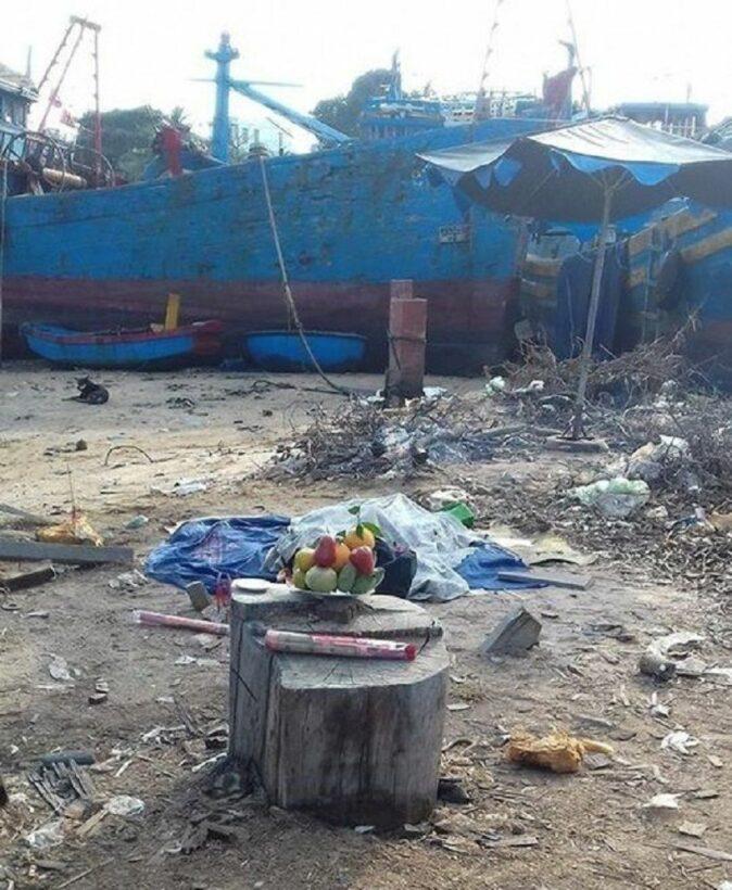 Phát hiện thi thể người đàn ông mất tích hai ngày tại Bình Thuận | News by Thaiger