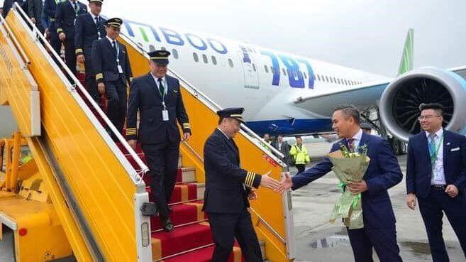 Lần đầu tiên, hãng hàng không ở Việt Nam sở hữu chiếc máy bay thân rộng, nâng tầm chất lượng vươn ra thế giới   News by Thaiger