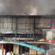 Bạc Liêu: Cháy lớn thiêu rụi cửa hàng điện máy   The Thaiger