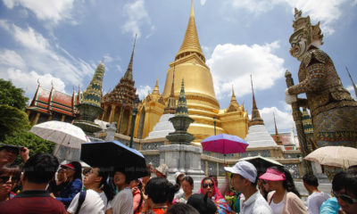 TAT forecasts a 2.5% increase in tourist numbers for next year | The Thaiger