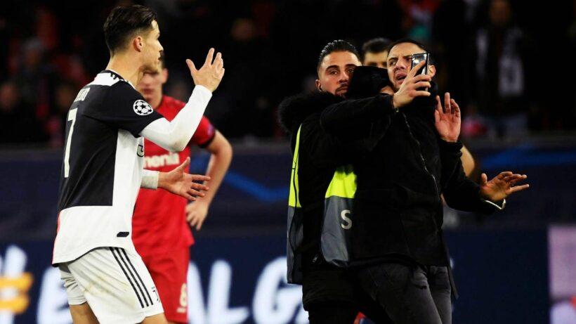 Highlight trận đấu Leverkusen vs Juventus: Ronaldo bực tức vì bị CĐV ghì vai bám cổ | News by Thaiger