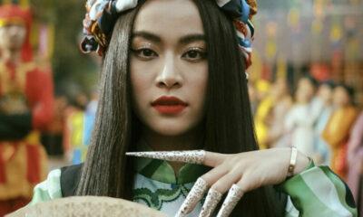 MV Duyên Âm của Hoàng Thuỳ Linh lọt top 1 trending trên Youtube   The Thaiger