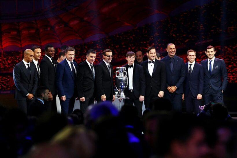 EURO 2020: Đức, Pháp, Bồ Đào Nha đều lọt vào bảng tử thần   News by Thaiger