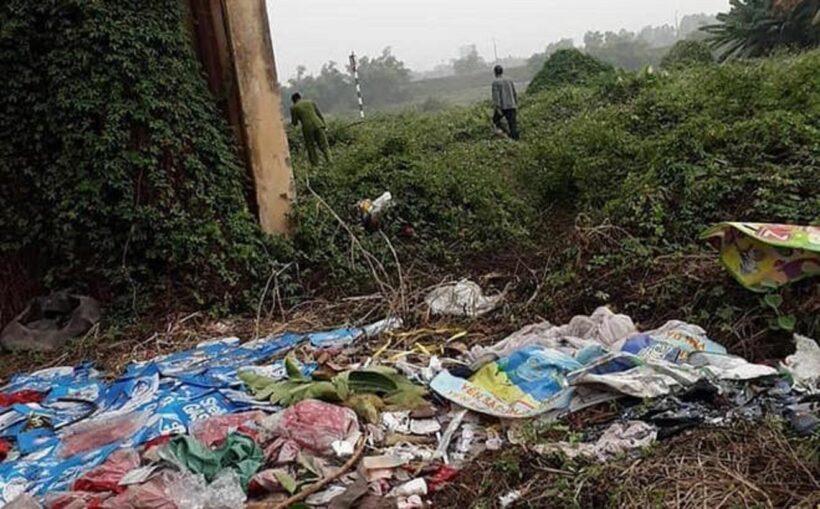 Tìm thấy thi thể một người phụ nữ tại khu phế liệu: Bí ẩn chưa có lời giải đáp   News by Thaiger