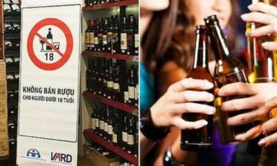Bắt đầu từ 1/1/2020 sẽ cấm bán rượu, bia cho người chưa đủ 18 tuổi | The Thaiger