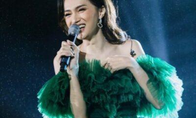 Hương Giang trấn an fan sau khi nén cơn đau để biểu diễn | The Thaiger