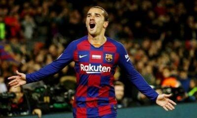 Cổ động viên Barca phấn khích vì phát ngôn của Griezmann về Messi và Suarez | The Thaiger