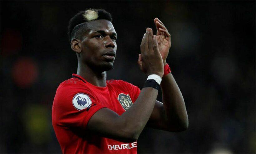 Owen: 'Pogba ở đẳng cấp khác so với phần còn lại của Man Utd' | News by Thaiger