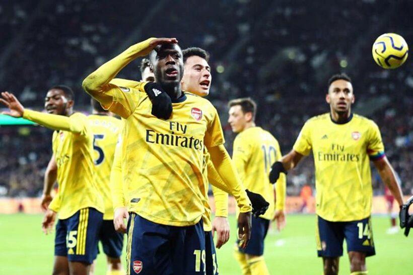 Highlight trận đấu West Ham vs Arsenal: Màn ngược dòng không tưởng   News by Thaiger