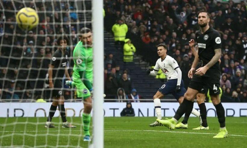 Tottenham lội ngược dòng chiến thắng Brighton | News by Thaiger