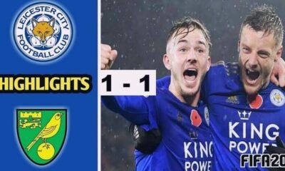 Highlight trận đấu Leicester vs Norwich: Kết quả gây sốc | Thaiger