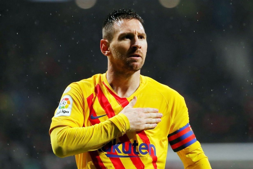 Messi vẽ tuyệt phẩm, giúp Barca đòi lại ngôi đầu bảng La Liga | News by Thaiger