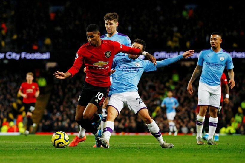 Manchester United vs Man City: Thắng derby, Quỷ đỏ kiêu hãnh   News by Thaiger