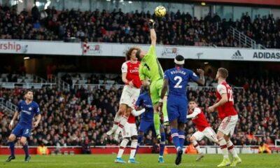 Chelsea lội ngược dòng ngoạn mục chiến thắng Arsenal | Thaiger