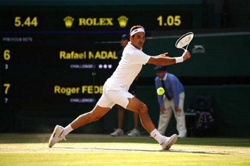 Federer lập kỷ lục 19 năm không ai sánh kịp | News by Thaiger