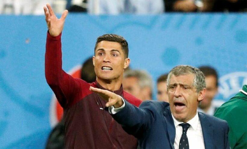 """Ronaldo: """"Tôi có thể trở thành HLV""""   News by Thaiger"""