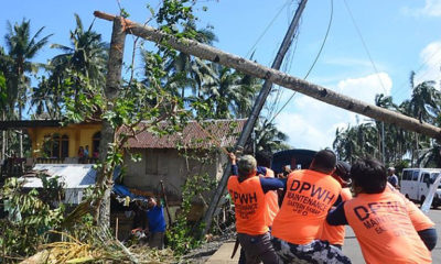 At least 21 killed by typhoon Phanfone in Philippines | Thaiger