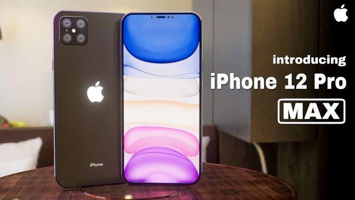 Iphone 12 Pro và 12 Pro Max sở hữu màn hình tràn viền to như Ipad Mini | News by Thaiger