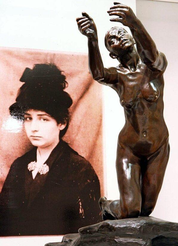 """Người được Google Doodle vinh danh hôm nay: """"Nàng thơ"""" Camille Claudel chết trong cô độc   News by Thaiger"""