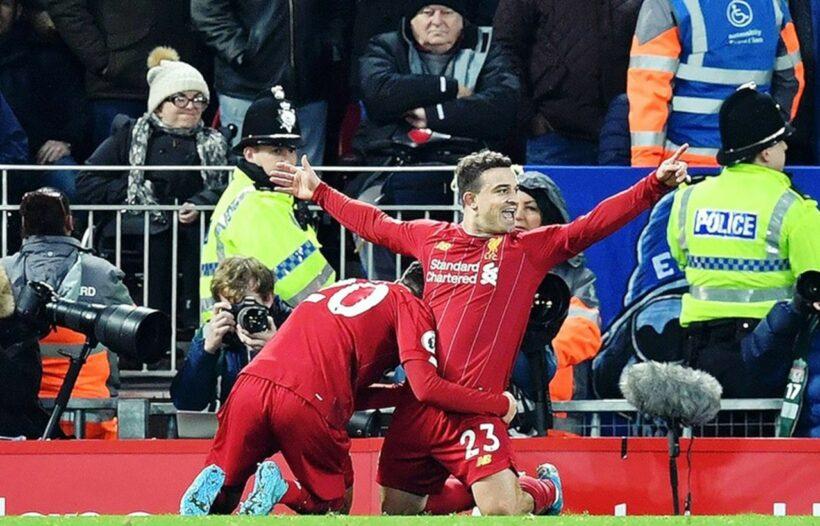 Highlight trận đấu Liverpool vs Everton: Đè bẹp đội khách | News by Thaiger