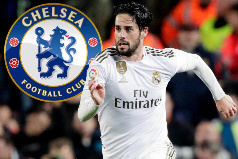 MU đàm phán Vidal, Chelsea chiêu mộ Isco | News by Thaiger