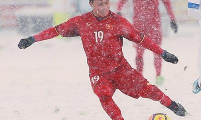 Fan Việt kêu gọi bình chọn cho Quang Hải đạt danh hiệu bàn thắng đẹp nhất AFC Cup | The Thaiger