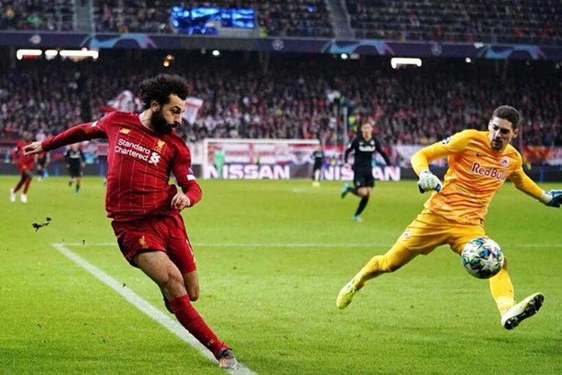 Highlight trận đấu Salzburg vs Liverpool: Lữ đoàn hiên ngang tiến vào vòng 1/8   News by Thaiger