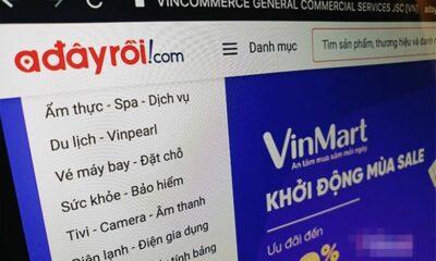 Adayroi dừng hoạt động trên sàn thương mại điện tử?   The Thaiger