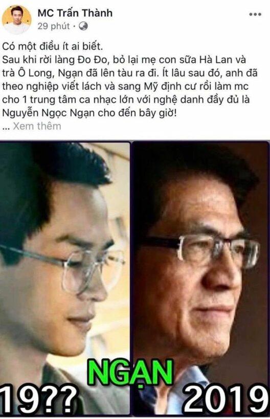 MC Trấn Thành viết tiếp cái kết cho phim 'Mắt Biếc' | News by Thaiger