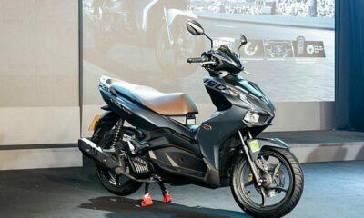 Honda Air Blade 2020 chính thức mở bán với giá từ 41,2 triệu đồng   The Thaiger