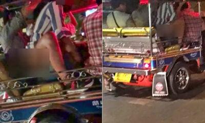 """They were just being playful"" – Bangkok tuk tuk driver | Thaiger"
