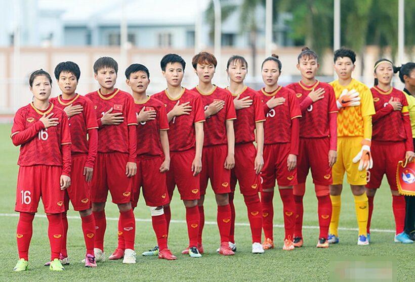 SEA Games 30: Nữ Việt Nam vs nữ Thái Lan - Quyết giữ Vàng! | News by Thaiger