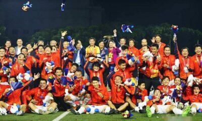 U23 Việt Nam sang Hàn Quốc chuẩn bị VCK U23 châu Á: Văn Hậu vắng mặt | The Thaiger