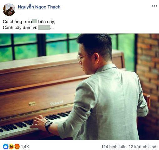"""Nhà văn Nguyễn Ngọc Thạch biến tấu nhạc phim """"Mắt Biếc"""" đầy khiếm nhã   News by Thaiger"""