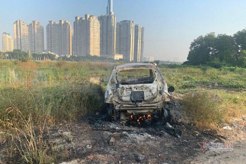 Công bố đặc điểm nhận dạng nghi can giết người, cướp tài sản rồi đốt xe tại Sài Gòn | News by Thaiger