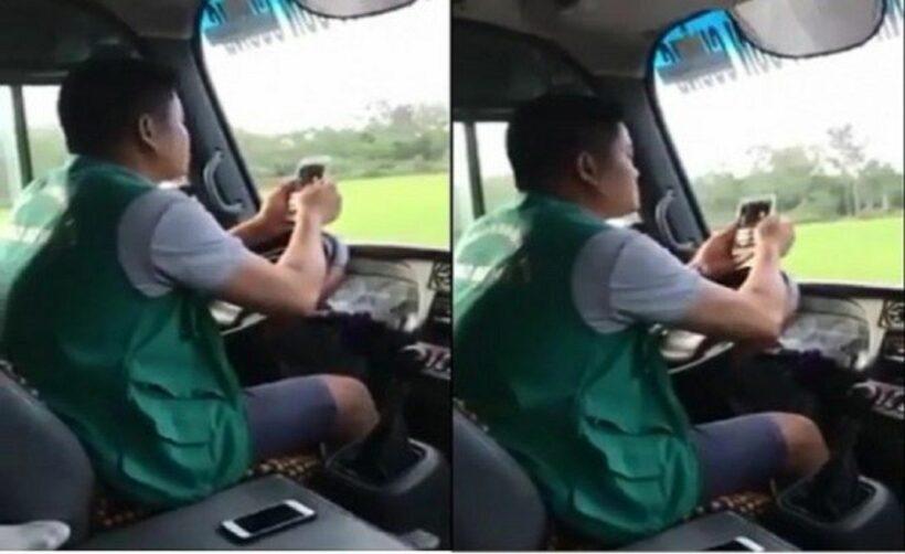 Vụ việc tài xế sử dụng…khuỷu tay để điều khiển ôtô: quyết định xử phạt 700 nghìn đồng   News by Thaiger
