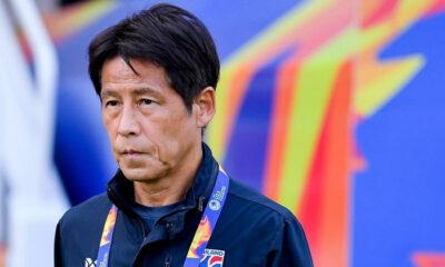 ยังเหมือนเดิม! นิชิโนะ ยืนยันด้วยตัวเอง ขอกุมบังเหียน ทีมชาติไทย U23 ต่อไป   The Thaiger