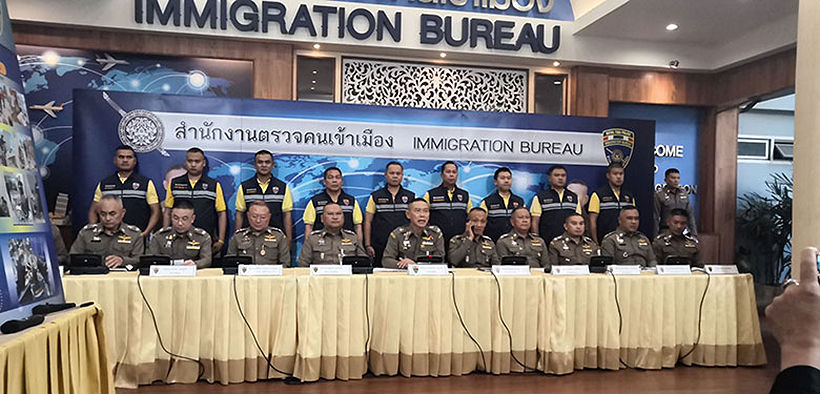 Senior police double down with their praise of the new Biometrics system at Thai airports | News by Thaiger