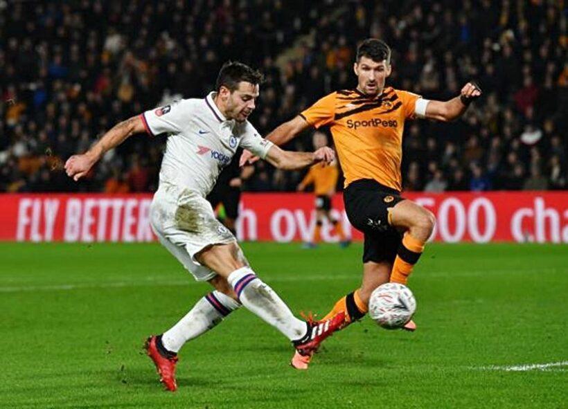 Highlight trận đấu Hull City vs Chelsea: Vất vả giành vé vào vòng 5 FA Cup | News by Thaiger