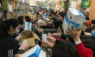 Bị phạt 10 tỷ đồng vì tăng giá khẩu trang giữa bão corona | Thaiger