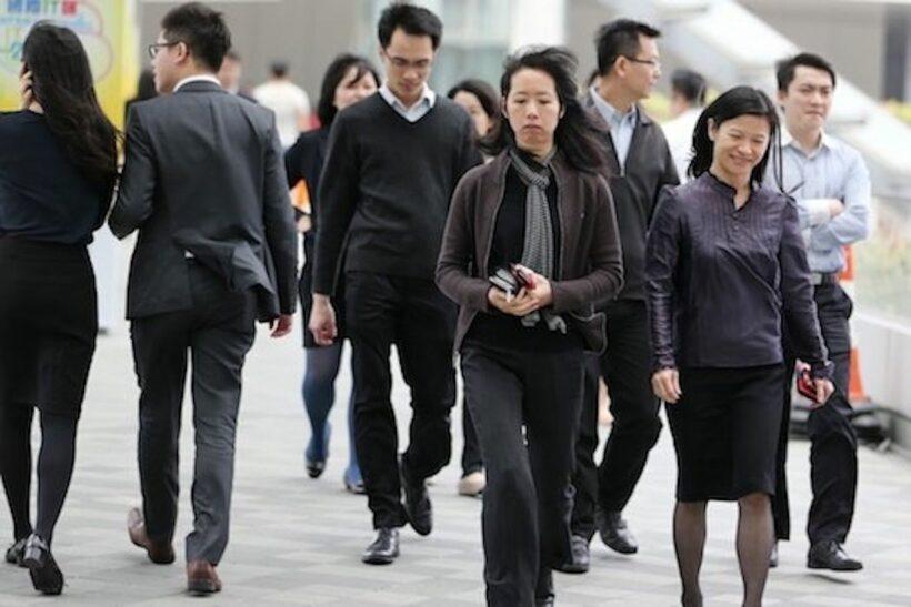 Người lao động Hong Kong làm việc tại nhà sau Tết Nguyên đán vì virus corona | News by Thaiger
