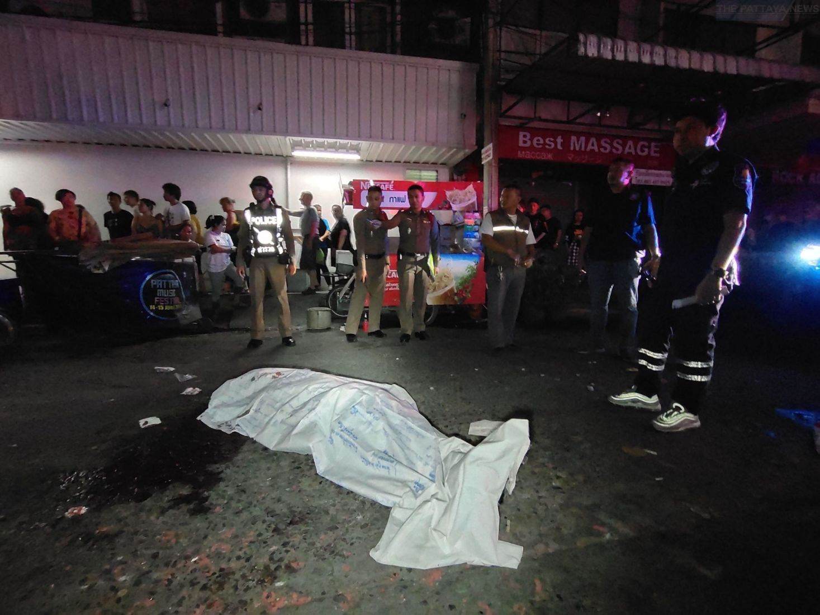 British tourist killed in Pattaya fireworks incident | News by Thaiger