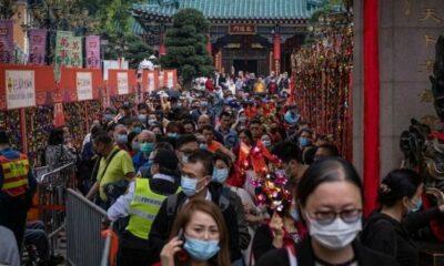 Người lao động Hong Kong làm việc tại nhà sau Tết Nguyên đán vì virus corona | The Thaiger