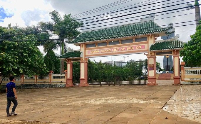 Gia Lai: Chủ tịch huyện lợi dụng xây nghĩa trang để tham ô tài sản bị bắt | News by Thaiger