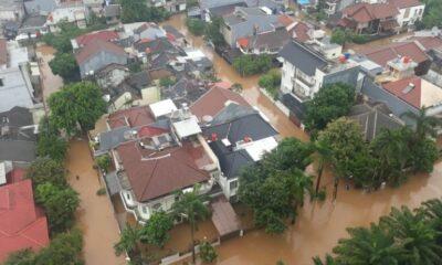 """Not ordinary rain"" – Jakarta floods break records, 21 dead   Thaiger"