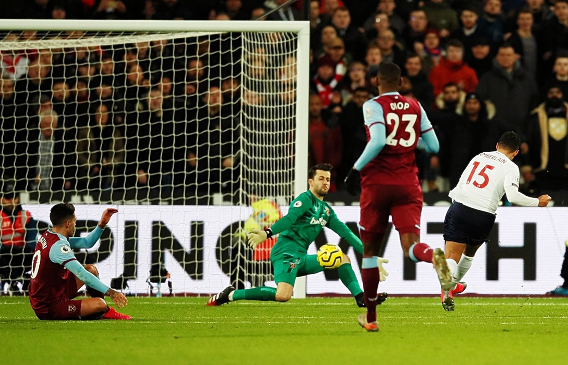 Kết quả trận đấu West Ham vs Liverpool đá bù vòng 18 Ngoại hạng Anh: Kỳ tích trong 127 năm lịch sử Liverpool   News by Thaiger