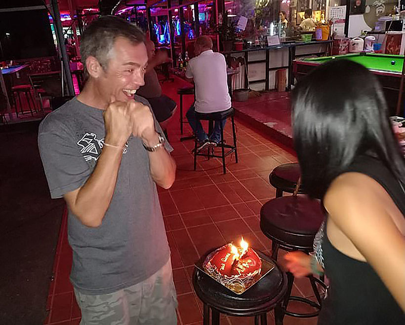 50 year old British man dies at scene after fireworks explosion in Pattaya | News by Thaiger