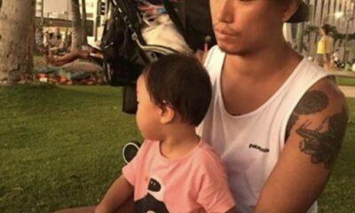 Kang Gary khoe con trai, công khai danh tính sau 3 năm ở ẩn | Thaiger